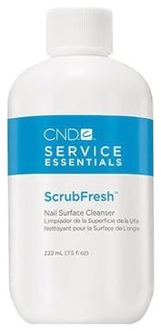 CND Лосьон Scrub Fresh Очищающий для Ногтей, 222 мл