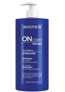 Selective Professional Stimulate Shampoo Стимулирующий Шампунь Против Выпадения Волос, 1000 мл