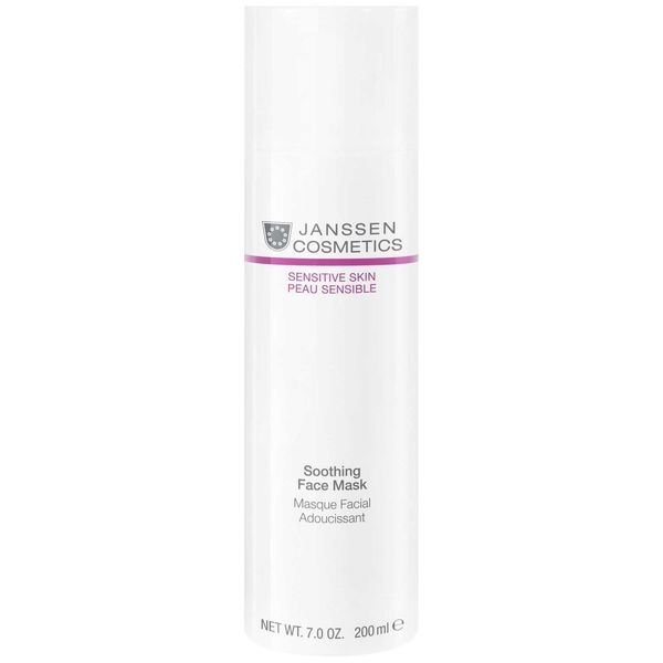 Janssen Маска Soothing Face Mask Успокаивающая Смягчающая Скорая Помощь, 200 мл
