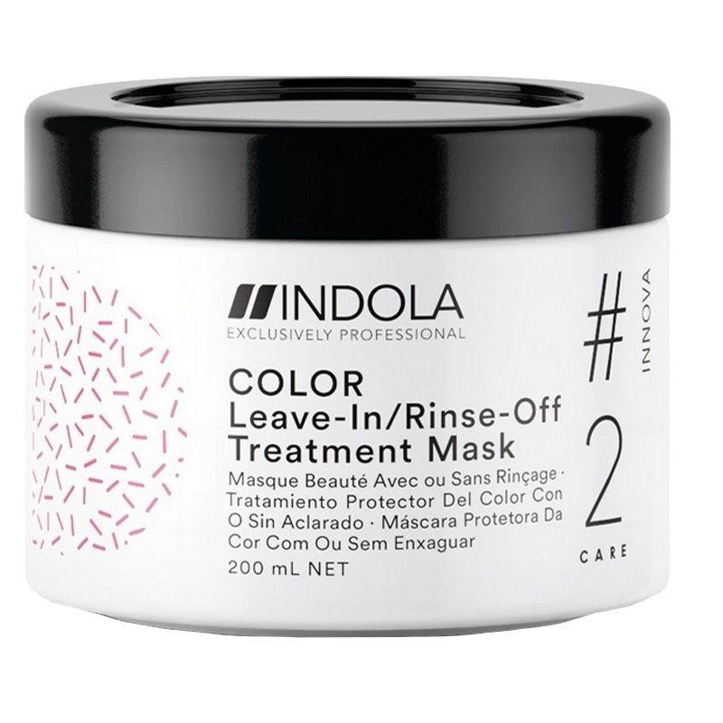 INDOLA PROFESSIONAL Маска Color Mask для Окрашенных Волос, 200 мл indola professional care кондиционер двухфазный для окрашенных волос 250 мл