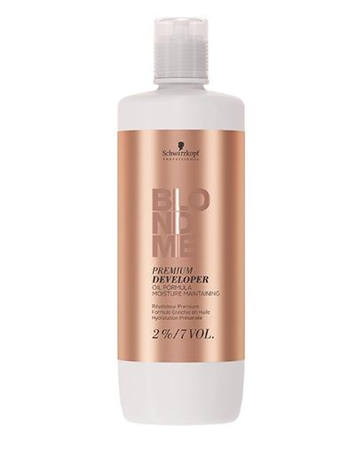 Schwarzkopf Премиум-Окислитель 2% BlondMe Premium Oil Developer, 1000 мл