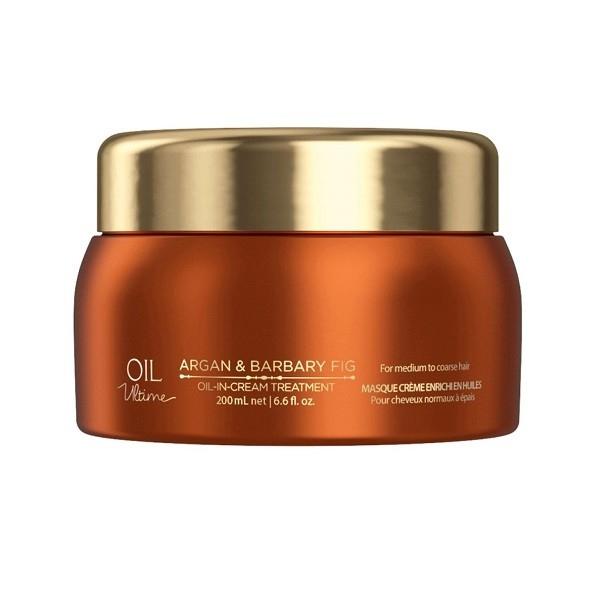 цены Schwarzkopf Маска для Жестких и Средних Волос Oil Ultime, 200 мл