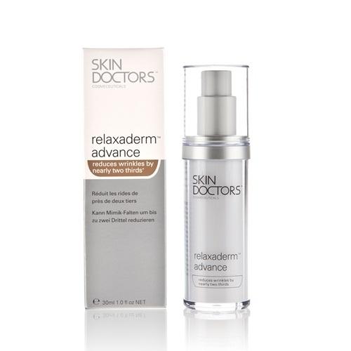 Skin Doctors Cosmeceuticals Прогрессивный Крем для Лица Relaxaderm™ Advance, 30 мл самый эффективный крем от морщин после 55