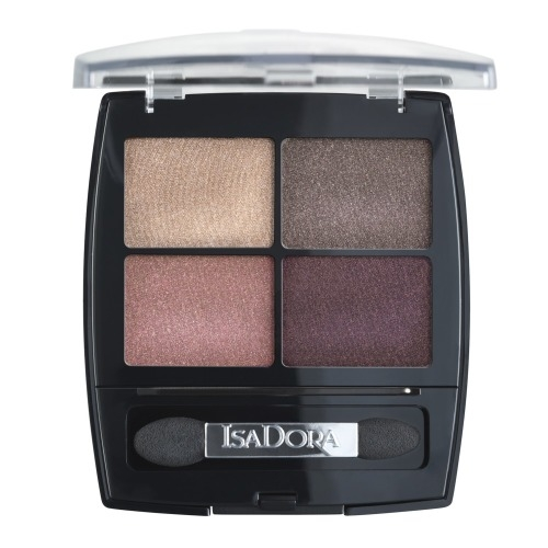 IsaDora Тени Eye Shadow Quartet 21 для Век, 5г