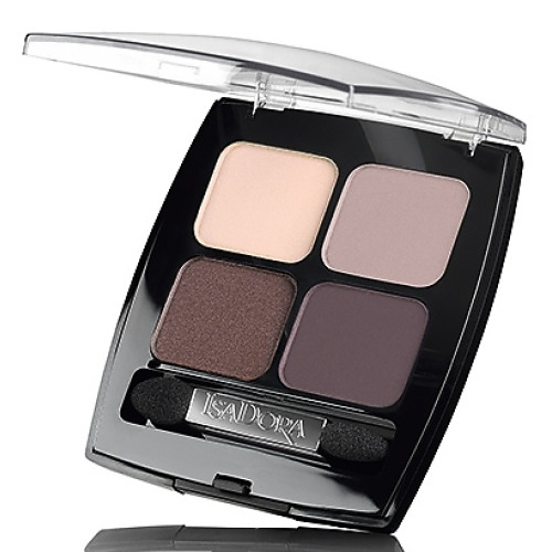 IsaDora Тени Eye Shadow Quartet 44 для Век, 5г