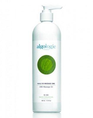 Фото - Algologie Масло Массажное N6 для Похудения CMC Massage Oil №6, 500 мл масло косметическое зейтун 5 для похудения