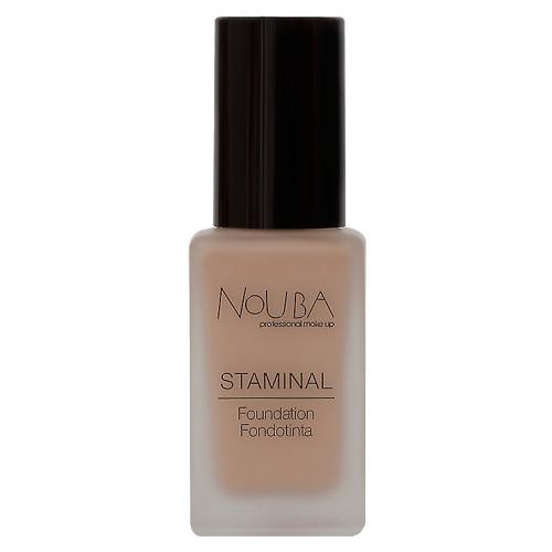 NoUBA Основа Staminal Foundation 111 Тональная, 30 мл nouba карандаш staminal concealer 03 корректирующий 1 5 мл