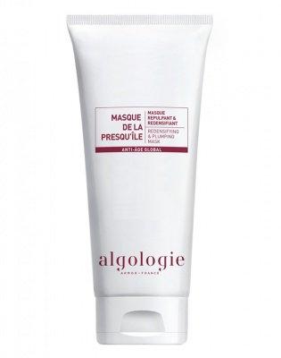 Algologie Маска Redensifyng&Plumping Mask Укрепляющая с Эффектом Филлера, 200 мл отшелушить кожу на лице