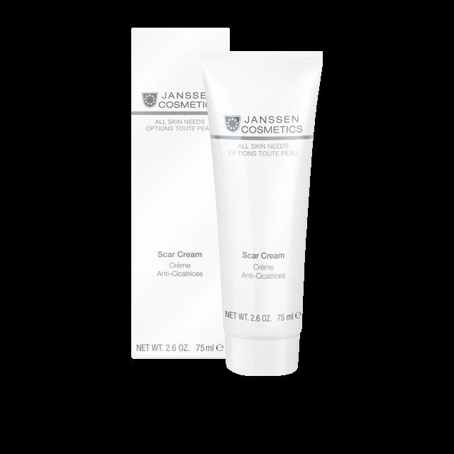 Janssen Retexturising Scar Cream - Крем Против Рубцовых Изменений Кожи, 75 мл все цены