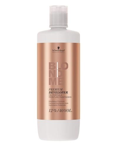 Schwarzkopf Премиум-Окислитель 12% BlondMe Premium Oil Developer, 1000 мл