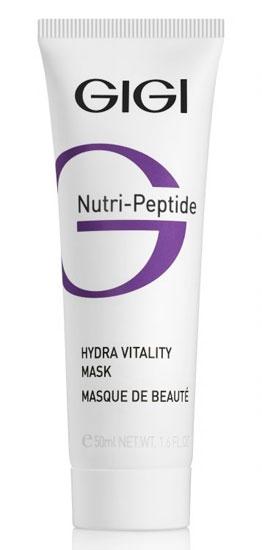 GIGI Пептидная увлажняющая маска красоты, 50 мл frudia blueberry hydrating natural maintains moisture увлажняющая тканевая маска для лица с экстрактом черники 27 мл
