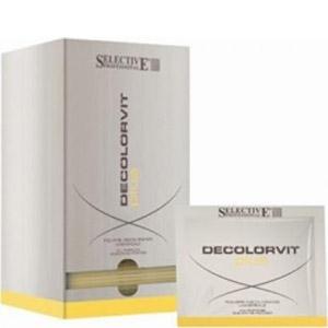 цена Selective Professional Универсальное Обесцвечивающее Средство Decolor Vit Plus, 24шт*30г