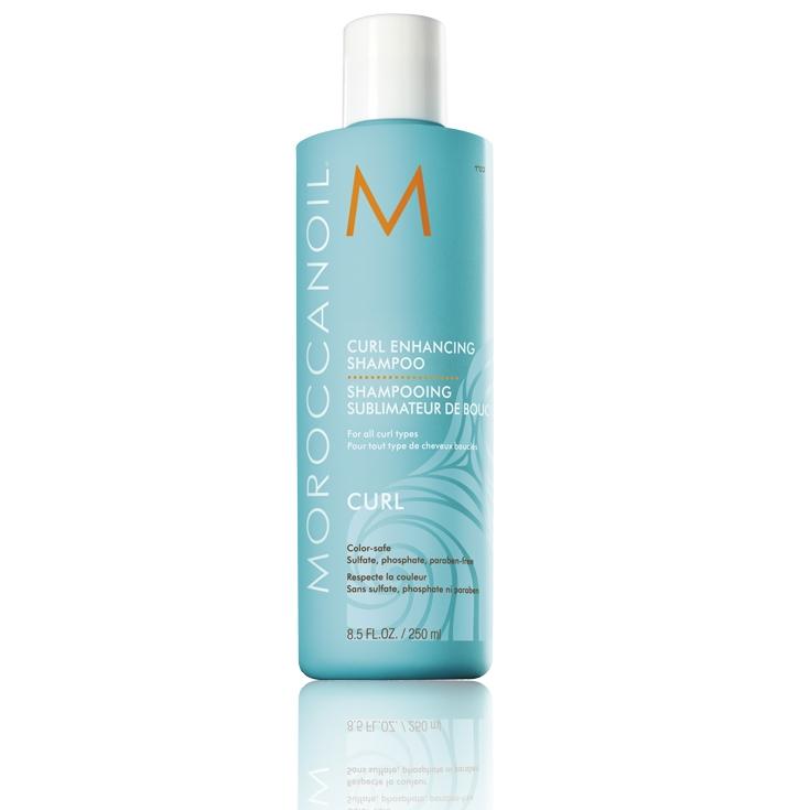 Moroccanoil Шампунь для Вьющихся Волос Curl Enhancing Shampoo 250 мл