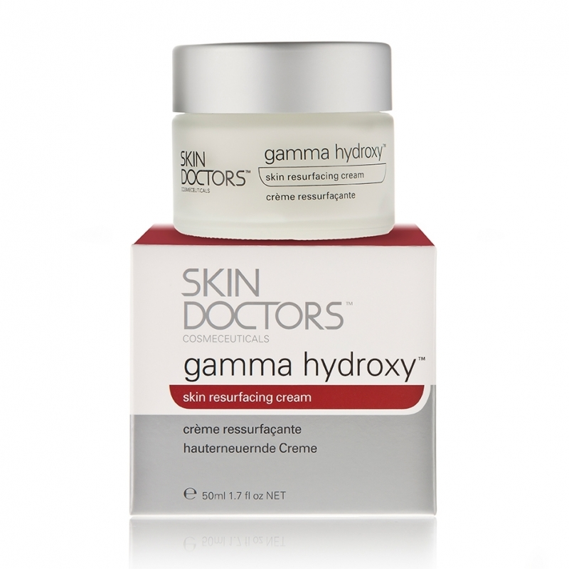 Skin Doctors Cosmeceuticals Обновляющий Крем Против Рубцов, Морщин Gamma Hydroxy, 50 мл