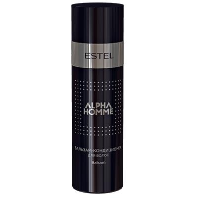 ESTEL Бальзам-Кондиционер Alpha Homme для Волос, 200 мл alpha homme бальзам для ухода за бородой style 30 мл