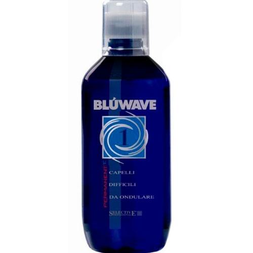Selective Professional Blue Wave 1 Состав на Основе Протеинов Кератина для Нормальных Волос, 250 мл
