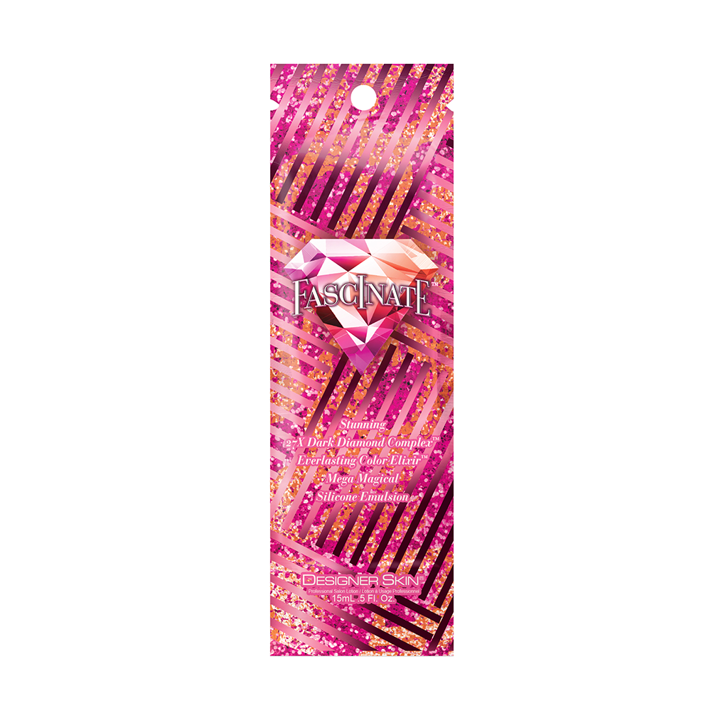 Designer Skin 27Х Увлажняющая Эмульсия, Подчеркивающая Бриллиантовое Сияние Кожи Fascinate, 15 мл недорого