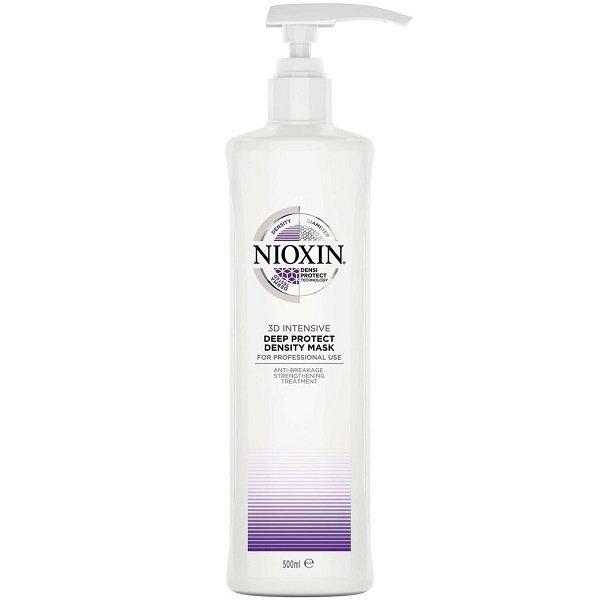 NIOXIN Маска Intensive Therapy Deep Repair Hair Masque для Глубокого Восстановления Волос, 500 мл