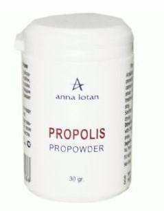 Anna Lotan Пропаудер Propolis propowder Прополисный присыпка, 30 гр крем для лица прополисный