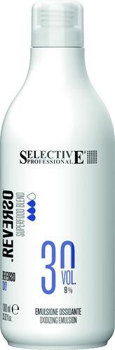 "Selective Professional Оксигент для Крем-Краски ""Reverso Hair Color"" Reverso Oxy 9%, 1000 мл"