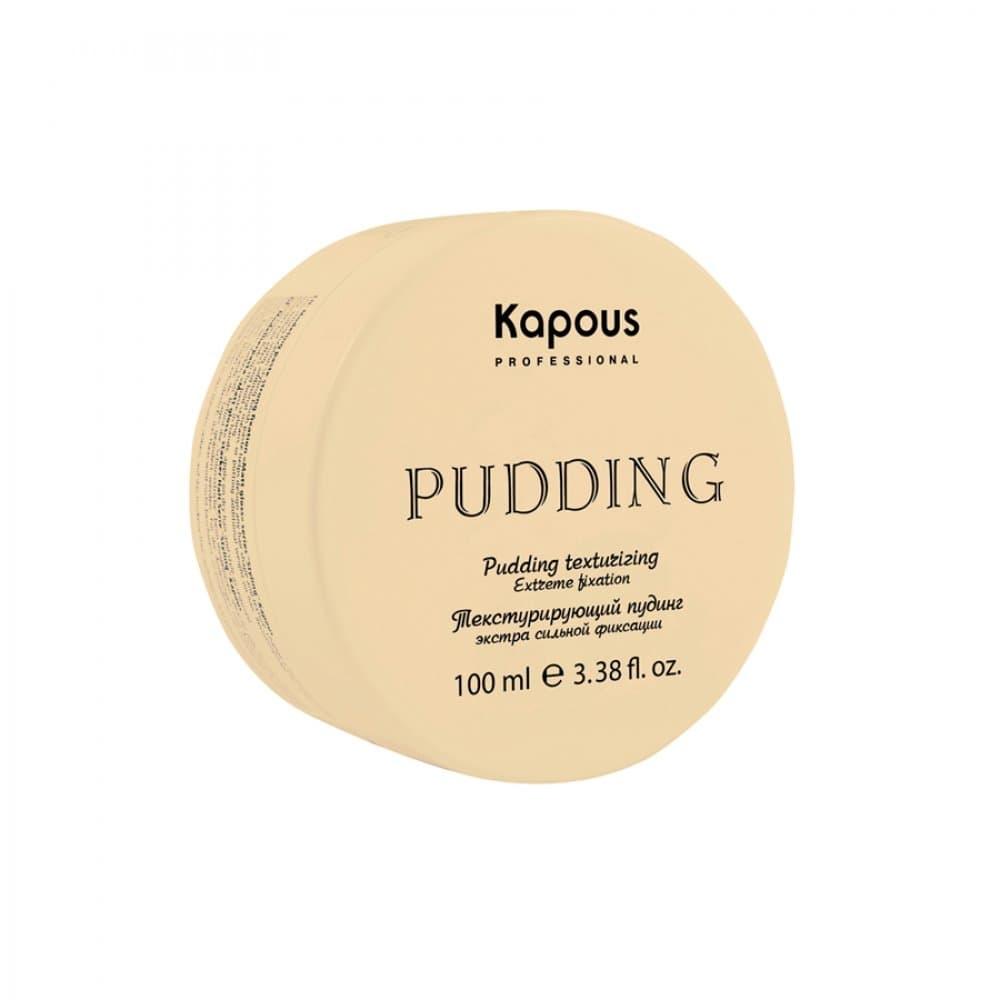 Kapous Пудинг для Укладки Волос Экстра Сильной Фиксации Pudding Creator, 100 мл цена