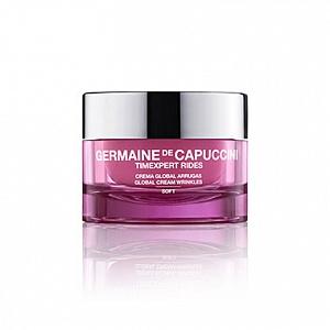 Germaine de Capuccini Крем Rides Global Cream Wrinkles Soft для Нормальной Кожи, 50 мл