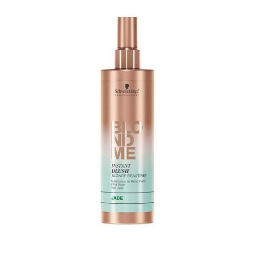 Schwarzkopf Спрей BlondMe Instant Blush Jade для Волос Оттеночный Нефрит, 250 мл