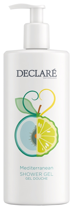 Declare Гель для Душа Средиземноморье Mediterranean Shower Gel, 390 мл гель для растеканий blossom gel 15 мл