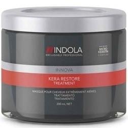 INDOLA PROFESSIONAL Маска Kera Restore Mask, 200 мл крем для создания локонов 150 мл indola indola стайлинг