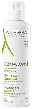 A-Derma Гель Dermalibour + Очищающий Дермалибур, 250 мл dermalibour a derma стик