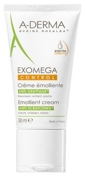 A-Derma Крем Exomega Control Смягчающий Экзомега, 50 мл а дерма экзомега крем