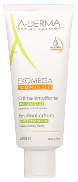 A-Derma Крем Exomega Control Смягчающий Экзомега, 200 мл