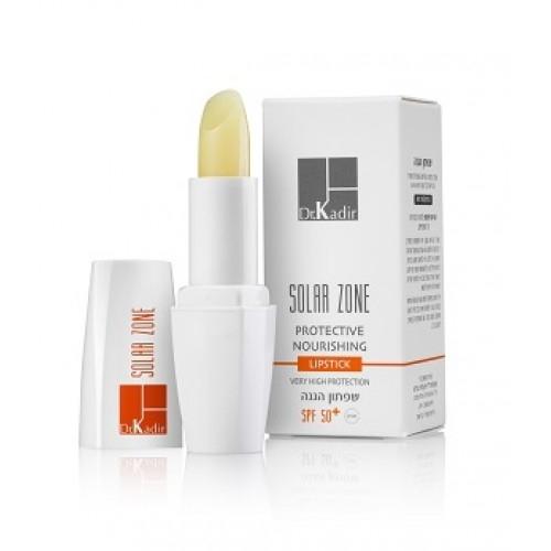 Dr.Kadir Защитная Гигиеническая Помада SPF 30 Nourishing Protective Lipstick SPF 30, 4,5г neutrogena помада для губ spf 20 lipstick spf 20 lip care 4 8 мл