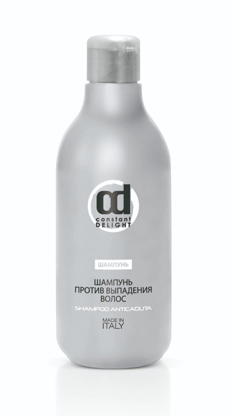 Constant Delight Шампунь Anticaduta Shampoo Против Выпадения Волос, 250 мл регейн от выпадения волос