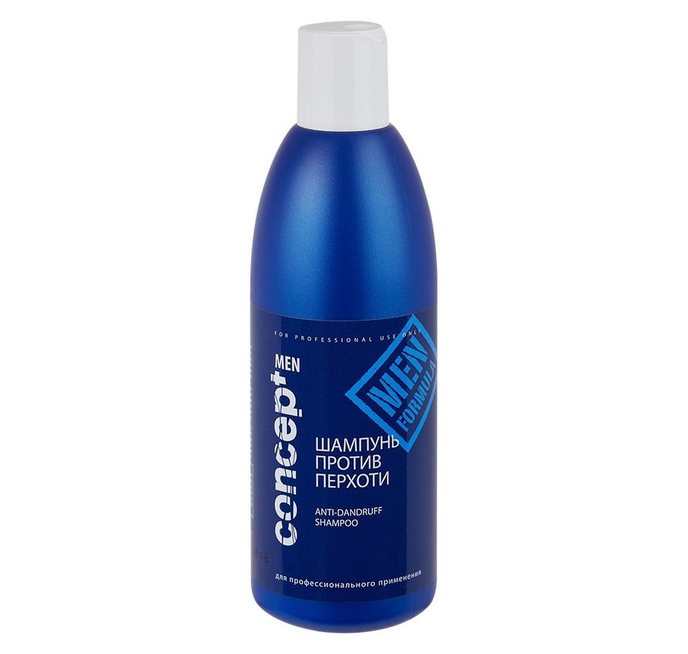 Concept Шампунь Anti-Dandruff Shampoo против Перхоти, 300 мл шампунь против перхоти с кератином anti dandruff shampoo 250мл