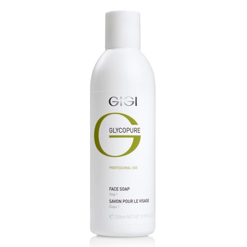 Фото - GIGI Мыло GR Face Soap жидкое для лица, 250 мл gigi жидкое крем мыло для сухой и обезвоженной кожи витамин е 250 мл gigi vitamin e