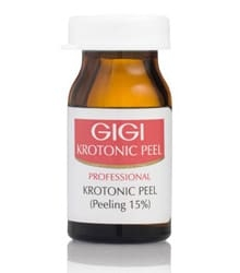 GIGI Пилинг кротоновый во флаконах KP Krotonic Peel (peeling 15%), 10*5 мл цена
