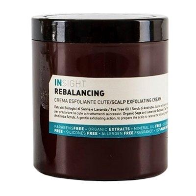 INSIGHT Очищающий Крем для Кожи Головы, 180 мл масло для проблемной кожи псораведика