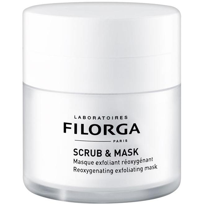 Filorga Маска Scrub&mask Отшелушивающая Оксигенирующая Скраби маска, 55 мл