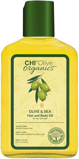 CHI Масло для Волос и Тела Olive Organics, 251 мл для тела оливковое масло название