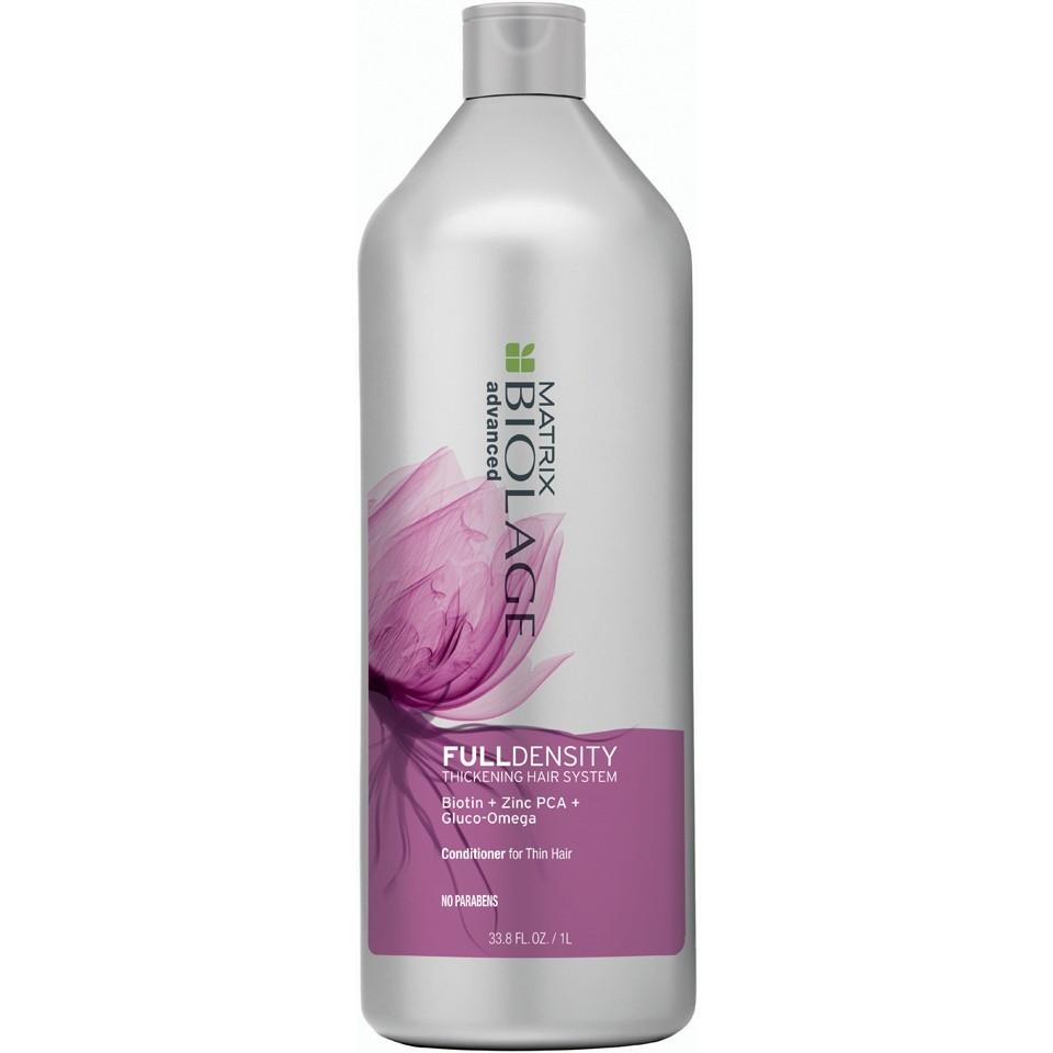 MATRIX Кондиционер для Тонких Волос ФуллДэнсити, Biolage, 1000 мл matrix для объема волос