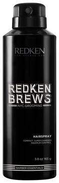 Redken Brews Спрей HairSpray Фиксирующий, 200 мл