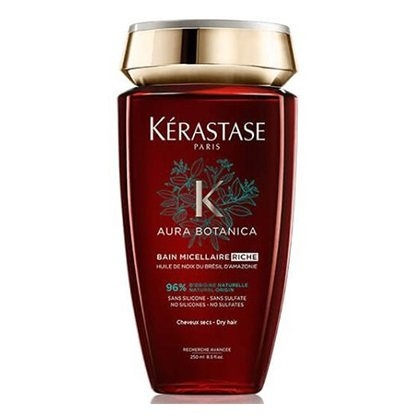 Kerastase Шампунь-Ванна Aura Botanica Bain Micellaire Riche Shampoo Аура Ботаника, 250 мл kerastase reflection bain chromatique riche shampoo