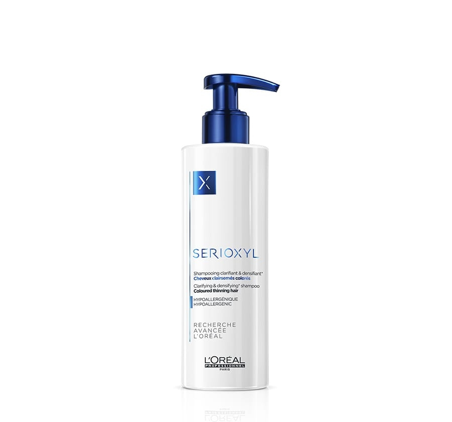 L'Oreal Professionnel Шампунь для Окрашенных Волос Serioxyl, 250 мл цены онлайн