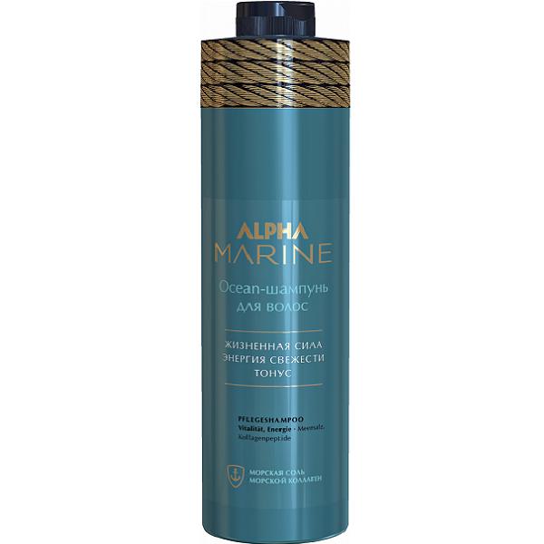 ESTEL Ocean-Шампунь Alpha Marine для Волос, 1000 мл estel шампунь для волос luxury hair 1000 мл