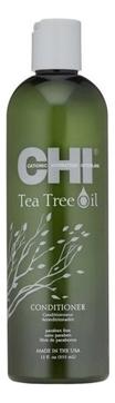 CHI Кондиционер Tee Tree Oil с Маслом Чайного Дерева, 340 мл chi luxury black seed oil curl defining cream gel