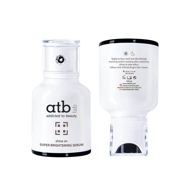 ATB Lab Сыворотка Super Brightening Serum Супер-Сияние, 30 мл atb lab сыворотка успокаивающая 30 мл
