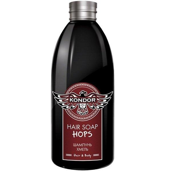 KONDOR Шампунь Hair Soap Hops Хмель, 300 мл недорого