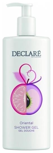 Declare Гель для Душа Восток Oriental Shower Gel, 390 мл lierac gel douche integral all over shower gel energizing freshness гель для душа 3 в 1 200 мл