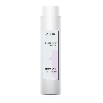 OLLIN PROFESSIONAL Бальзам для Волос Tres Oil, 400 мл шампунь ollin professional perfect hair tres oil 400 мл
